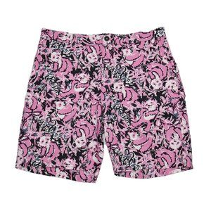 Lilly Pulitzer Men's Beaumont Chino Golf Shorts